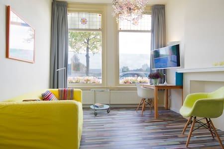 Riverside House near city centre Haarlem