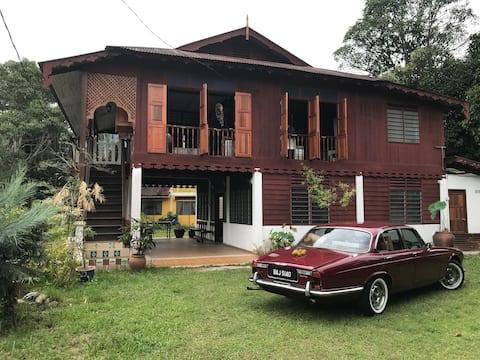 Heritage Stay @ Rumah Tiang 16
