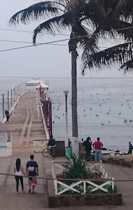 LINDO DPTO FRENTE AL MAR EN HCO - Trujillo