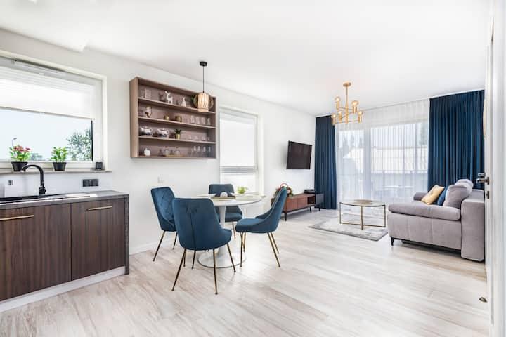 Apartament z 1 sypialnią | Os Bursztynowe III C20
