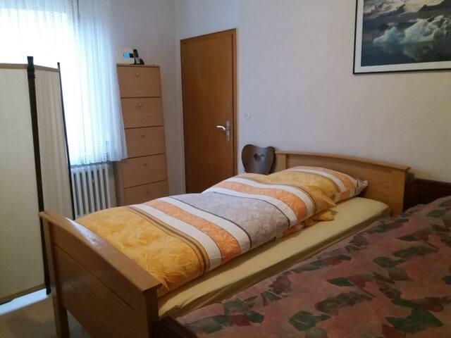 Gemütliches Zimmer Nähe Centro Oberhausen