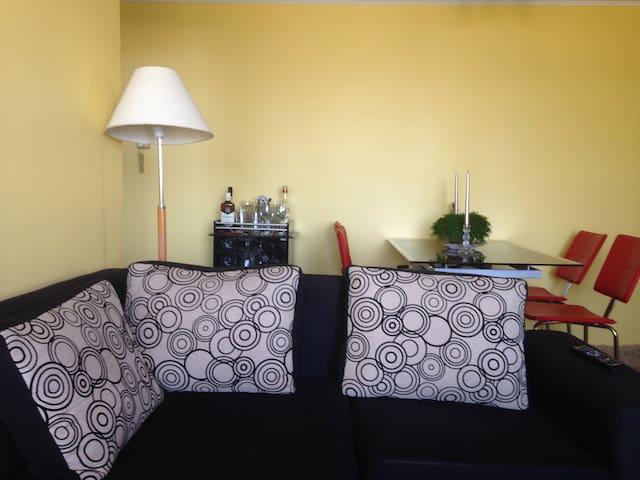 Ideal for single traveler - La Florida - Apartamento