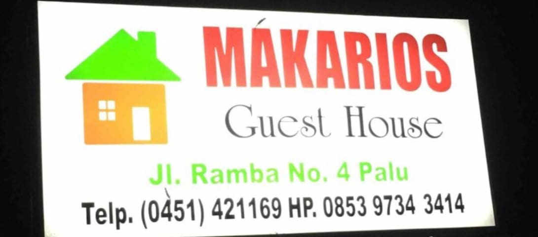 Makarios Guest House - Palu - Other
