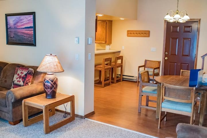 1 Bedroom + 1 Loft bedroom in McCall, ID