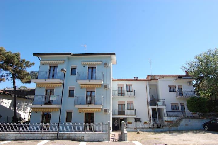 Classy Apartment in Rosolina Mare near Sea