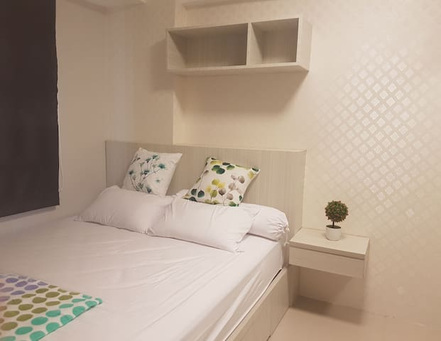 2BR in the top of mall bassura comfort and clean