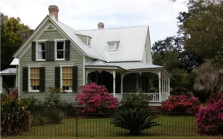Historic Moses Thompson House c 1870