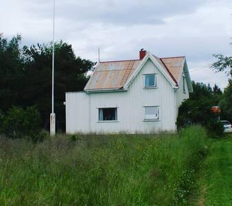Nord-Norges perle på liten øy.