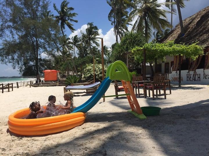 Simba Beach Ocean Resort- FAMILY FRIENDLY