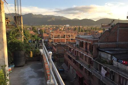 Secure Guest Room w/Social Impact - Bhaktapur