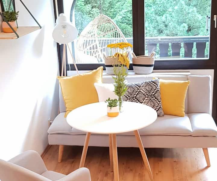 Lilli - Schöne Wohnung direkt am Wanderweg
