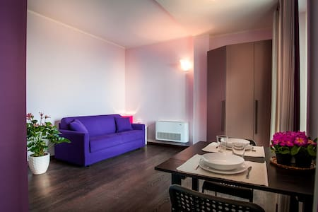 Arc en Ciel, Appartamento Viola - Appartement