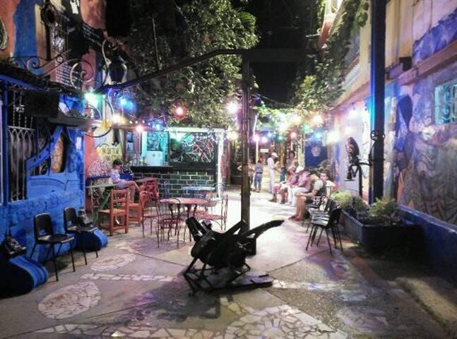 Hamel's Alley Homestay - La Habana - Hus