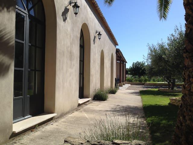 Mas du Gardian - Villevieille - Villa