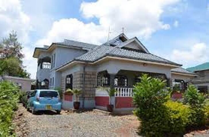 Nakuru Surburbs