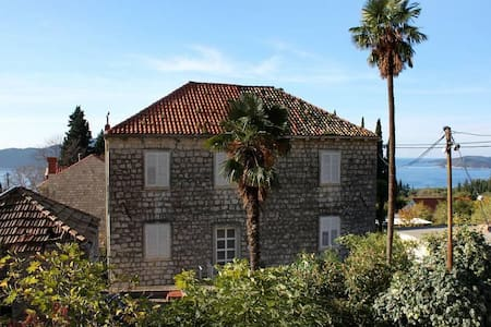 Comfortable and spacious house with terrace Trsteno, Dubrovnik (K-2118) - Trsteno