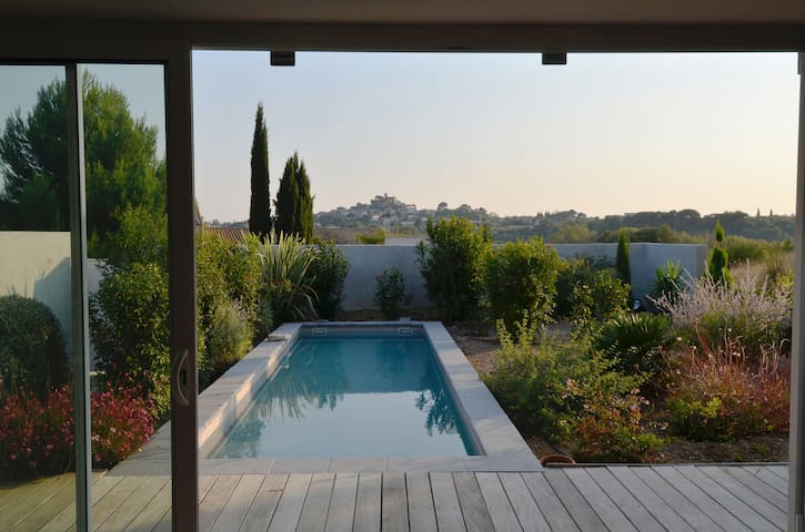 South of France : contemporary and peaceful home - Pézenas - Villa