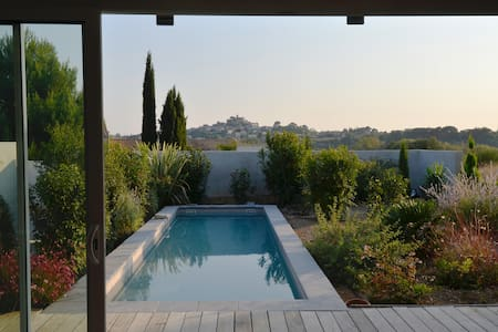 South of France : contemporary and peaceful home - Pézenas - Vila