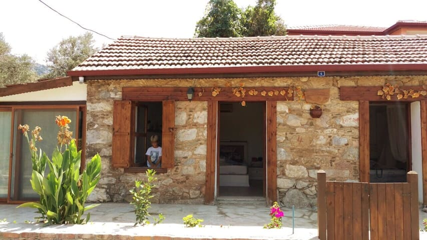 Cute Village House in Selimiye Marmaris - Selimiye Köyü - Hus