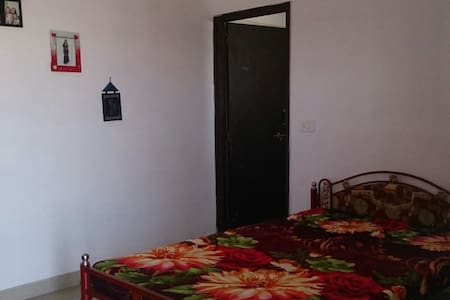 Peaceful room at Udaipur center