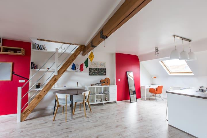 The Red Tiger - DUPLEX-UE/Etterbeek