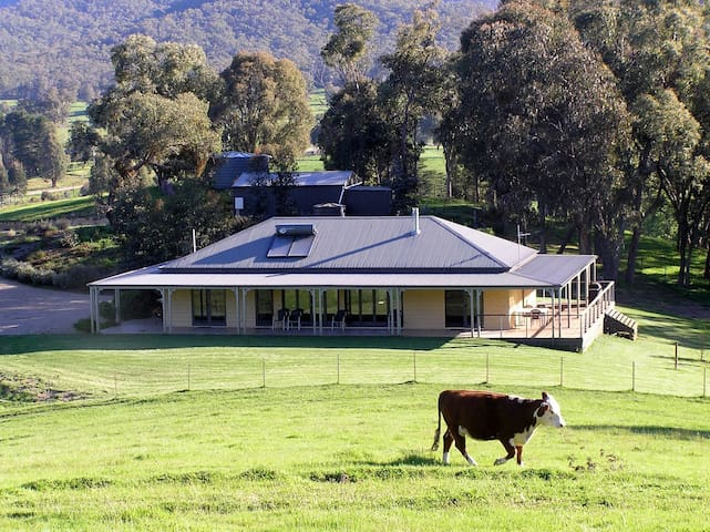Cow Grass Lodge, a country haven!