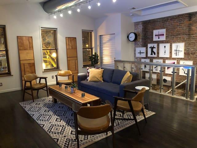Jackson's Urban Retreat