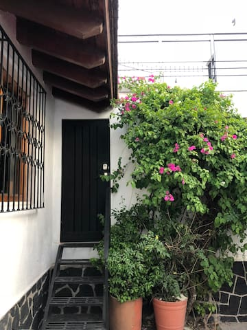 Cozy apartment in Pedregal in quiet and safe area