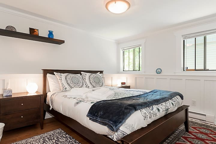 Oasis for 2 at Point Grey Spanish Banks UBC