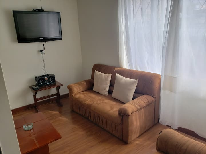 Apartamento Confort Centro Pasto