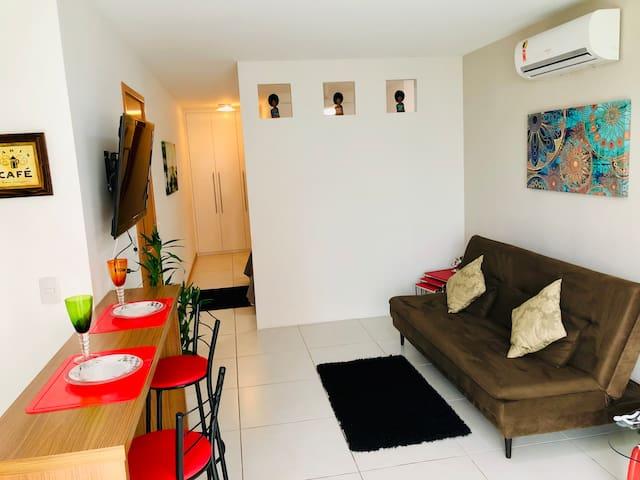 Appartamento accogliente con vista incredibile