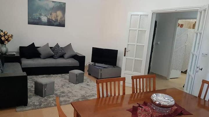 bel appartement f3 / nouveau quartier animé