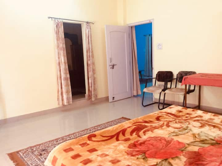 3 Bedroom Bhumi Homestay chunabhati 24x7 Caretaker