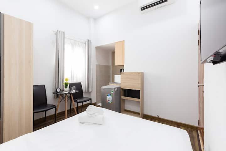 Sky Garden Serviced Apartment In HCMC