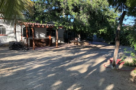 Casa Campestre, (a few steps from the beach)