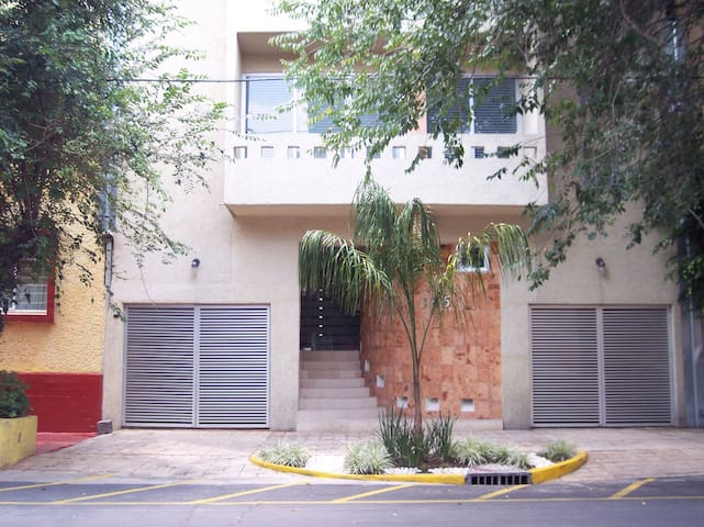 1 bedroom studio in Condesa E.