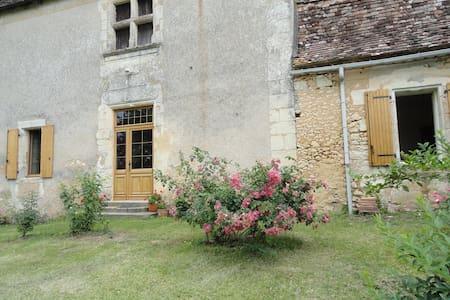 Demeure Historique du Bergeraçois - Montagnac-la-Crempse - Casa