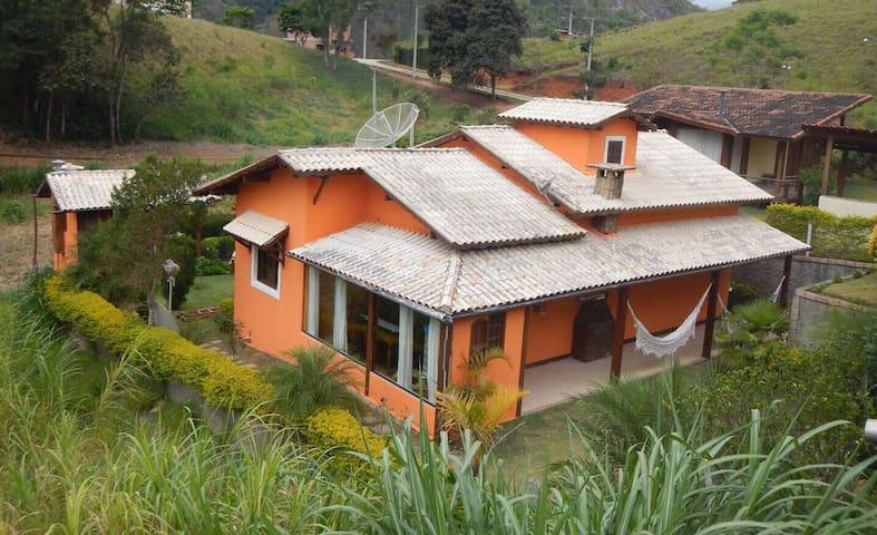 Chalé acolhedor em Teresópolis - RJ