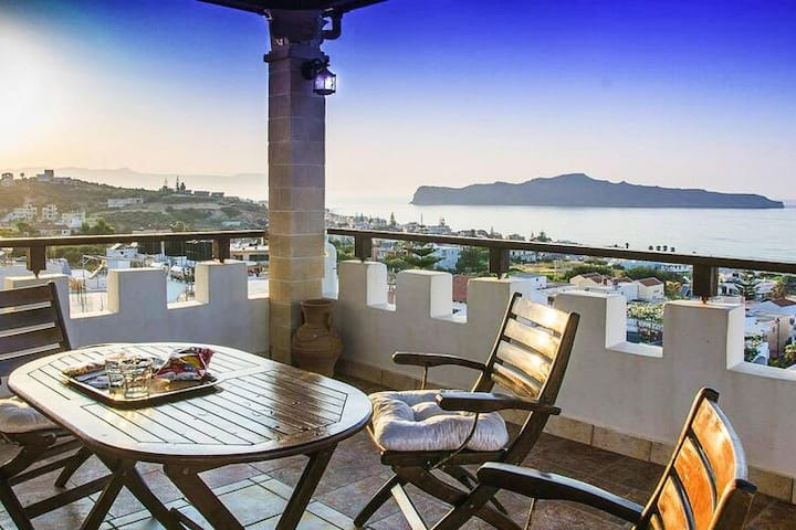 4 star holiday home in Stalos
