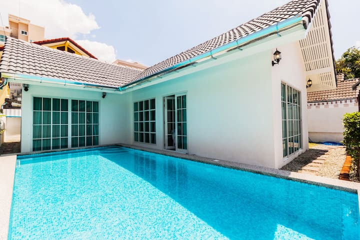 Momo 3 beds+Poolvilla near Walking street