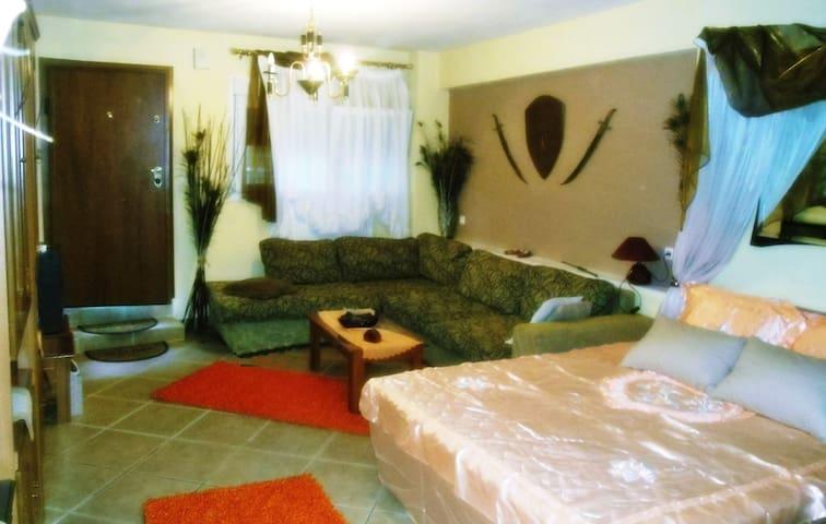 """Unique apartment/studio at """"Castles"""" (Yenti Koule) - Sikies - Apartment"""