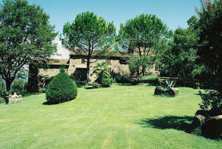 Ca Della Santina - San Leo Bastia - Apartamento