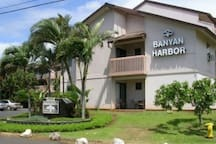 Banyan Harbor Resort is well kept, convenient and beautiful grounds.