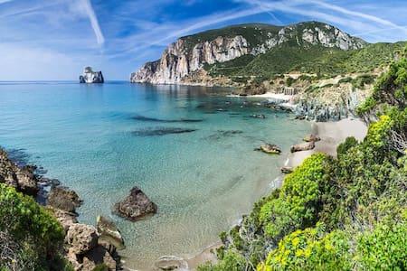 Accogliente casetta a 5km dal mare - Iglesias - Apartmen