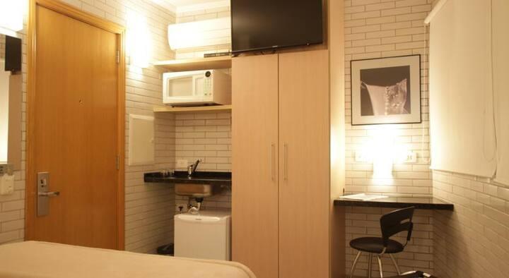 Hotel Confiance Centro Cívico - STANDARD CASAL