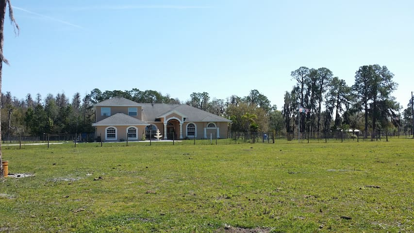 Moore Farm. - Wesley Chapel - House