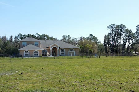 Moore Farm. - Wesley Chapel - Bed & Breakfast