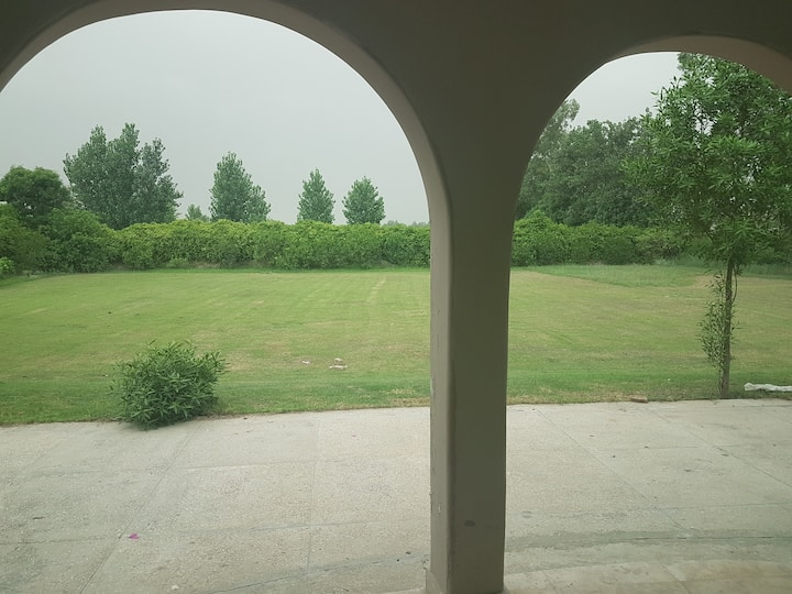 Farm House 2 bed Badian Lahore in the middle ofdha