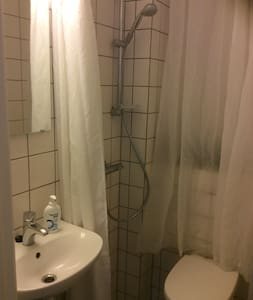 Bright and lovely flat close to center and beach - Aarhus - Appartamento