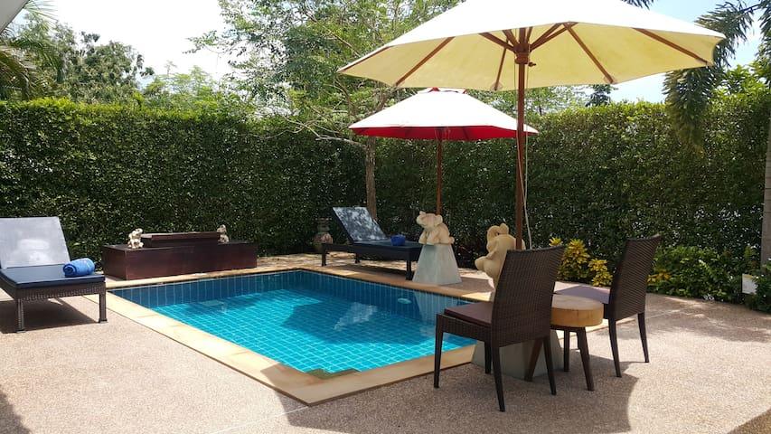 Banburi Two-Bedroom Pool Villa I